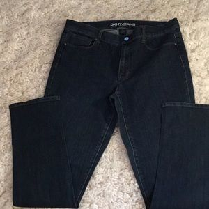 DKNY soho skinny jeans. Dry Cleaned Only
